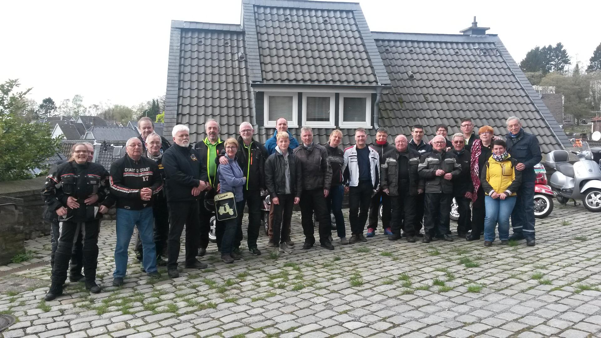 Solingen Vespa Life Vespa Club Hagen