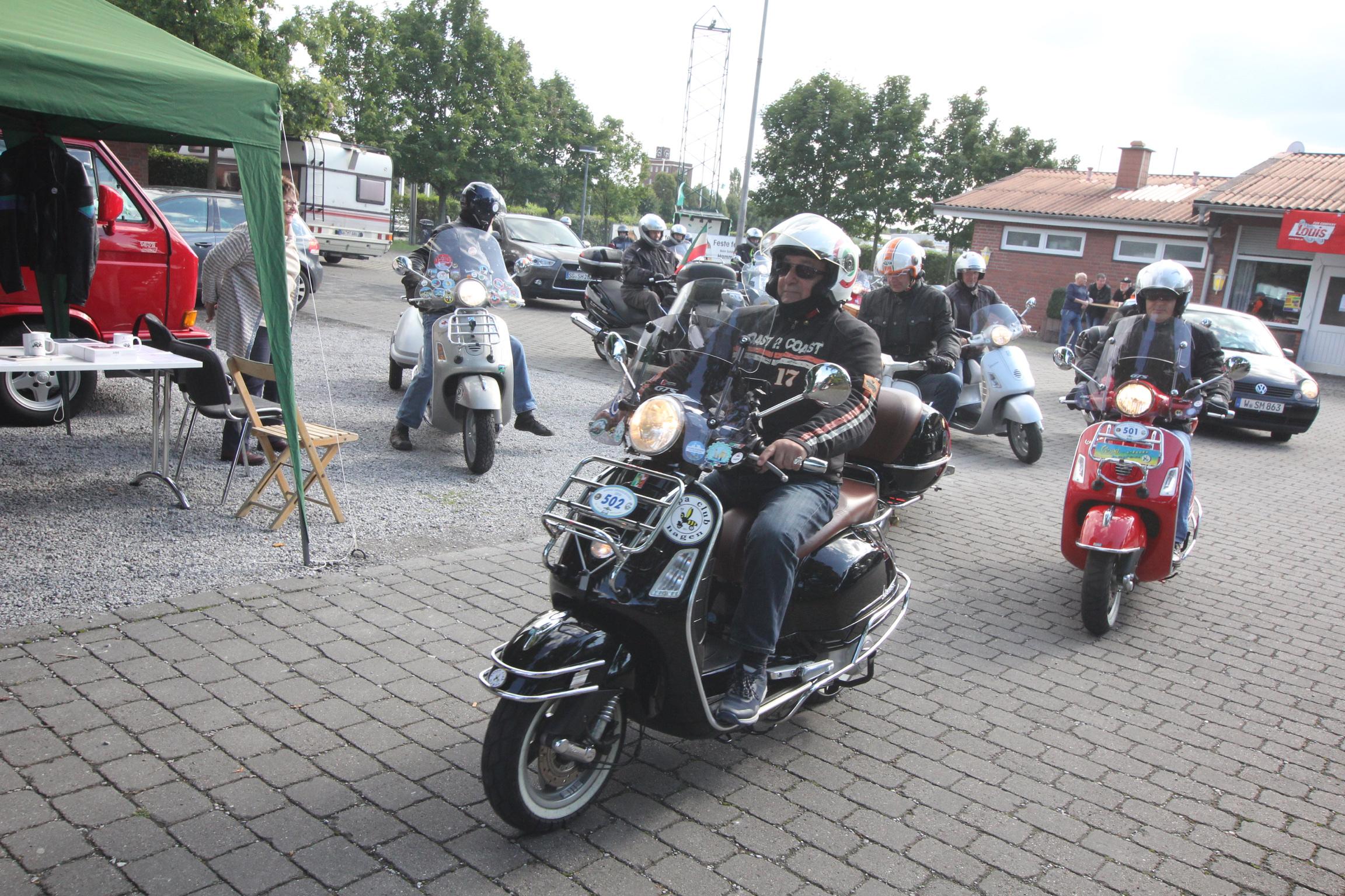 Vespa Life Vespa Club Hagen